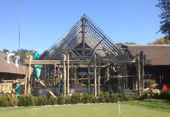 Magalies Park | Evergreen Thatching - Our Thatching Projects